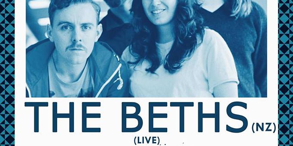The Beths (NZ) & Exam Season & Death By Shotgun & WBF DJ'S