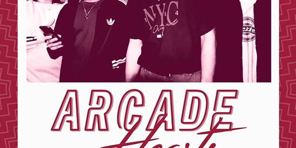 Arcade Hearts & Cherry Lotus