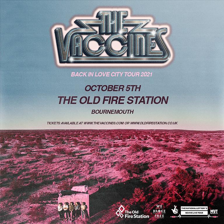The Vaccines - Revive Live Tour