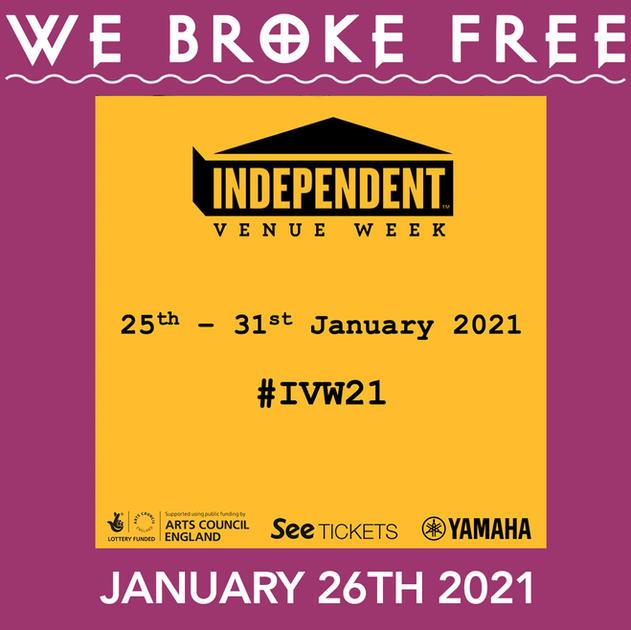 Independent Venue Week 2021