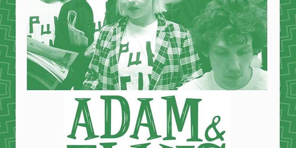 Adam & Elvis + Plastic Jeezus