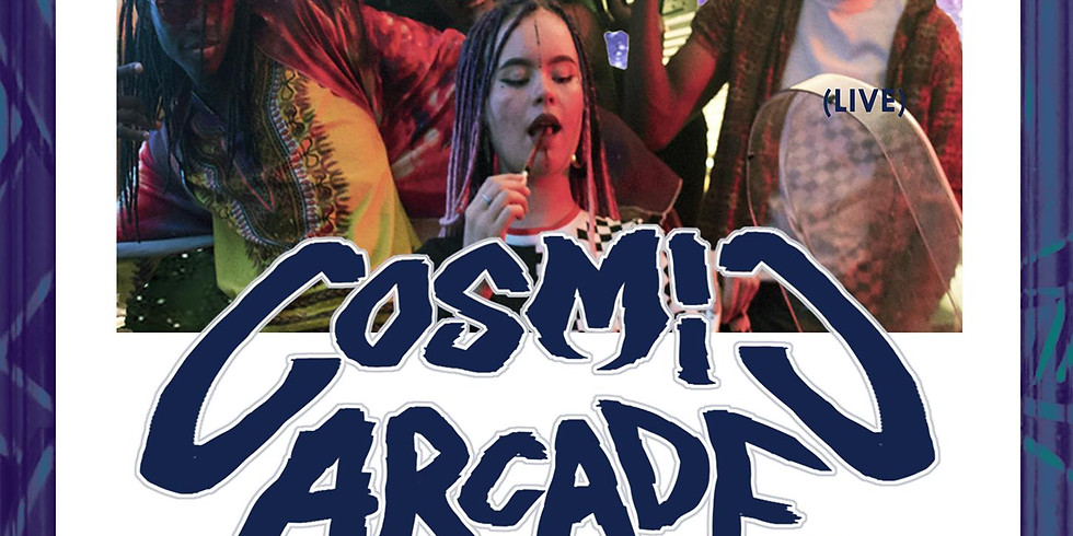 Cosmic Arcade (live) & wi7s & Chase // AUB Grad Party