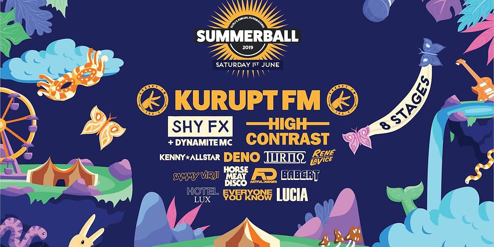 SUBU Summer Ball 2019