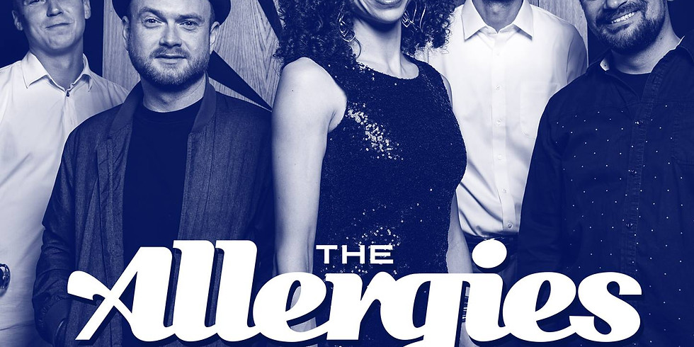 The Allergies (LIVE) & Cult 45