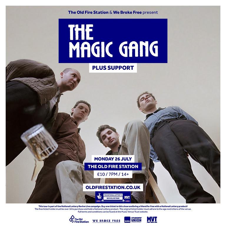 The Magic Gang - Revive Live Tour