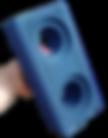 Кирпич лего на оборудовании 5bricks