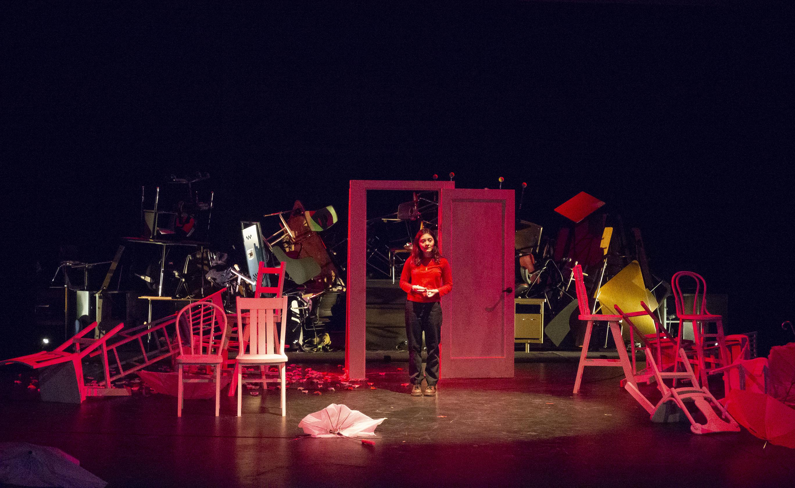 RIPE FRENZY, 2019 (rehearsal)
