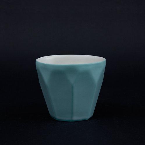 Petite Tasse Turquoise