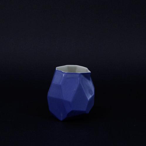 Petit Vase Cobalt