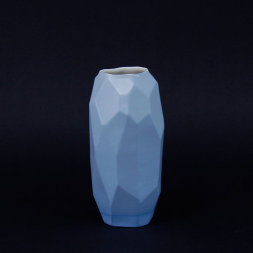 Grand Vase Cyan