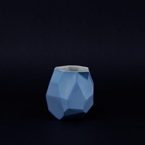 Petit Vase Cyan