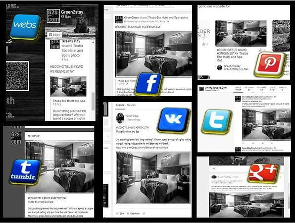 SWD Marketing Network Performing On 7 Social Platforms