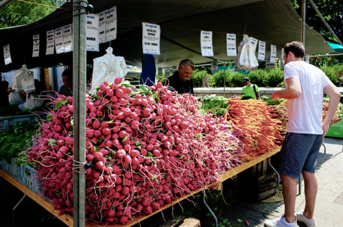 Sustainable And Organic Food, Eco Vendors