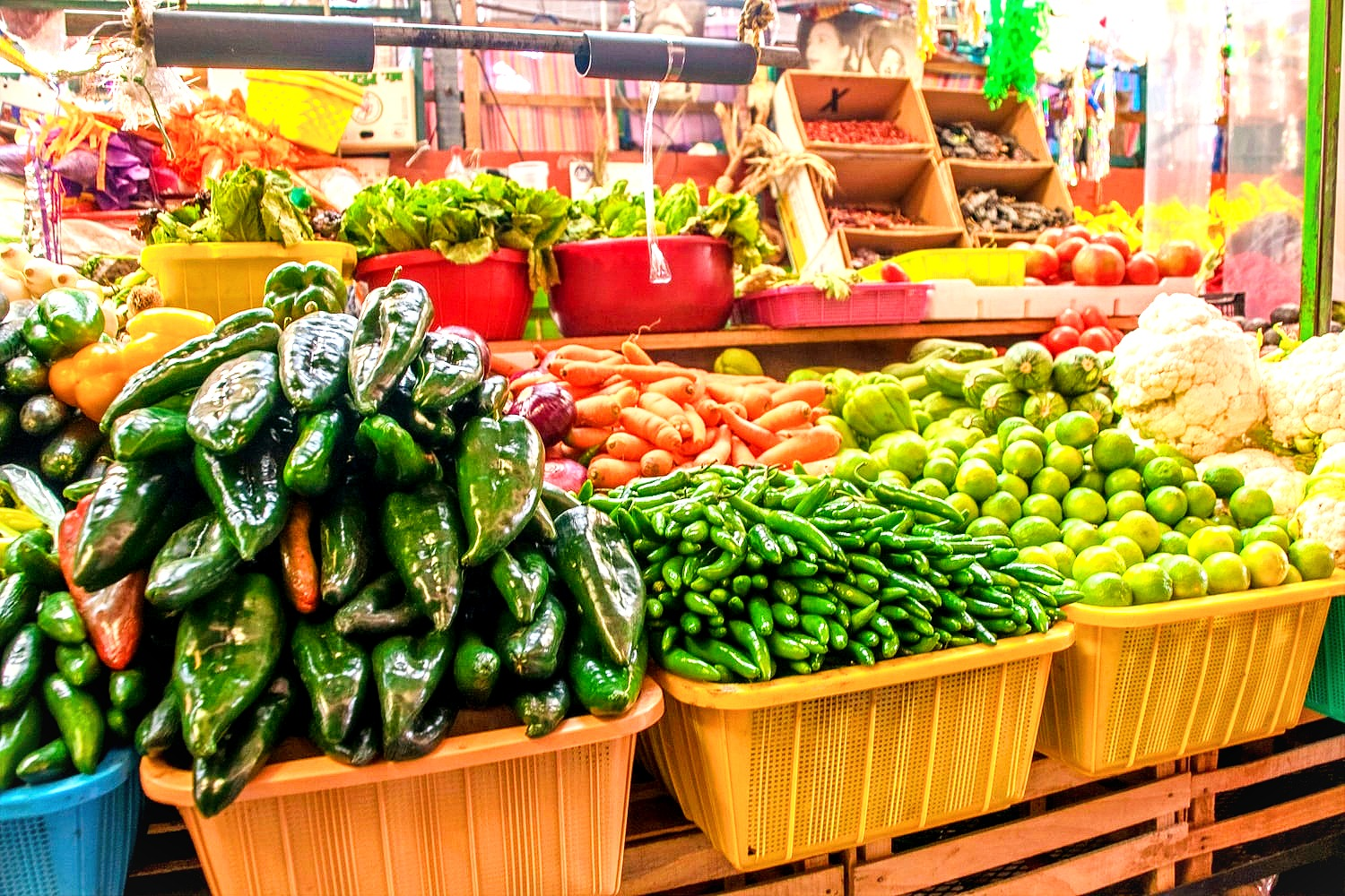 Organic, Sustainable Produce, Markets , Food And Culture