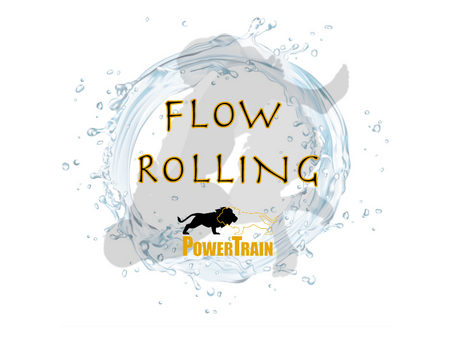 Why do you suck at flow rolling?