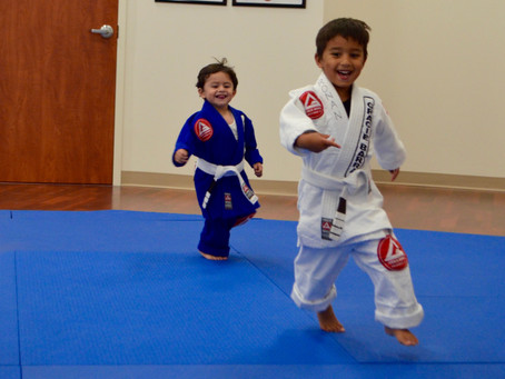 What is the best age to start training BJJ?