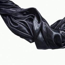 Black Silk (triptych), Panel I
