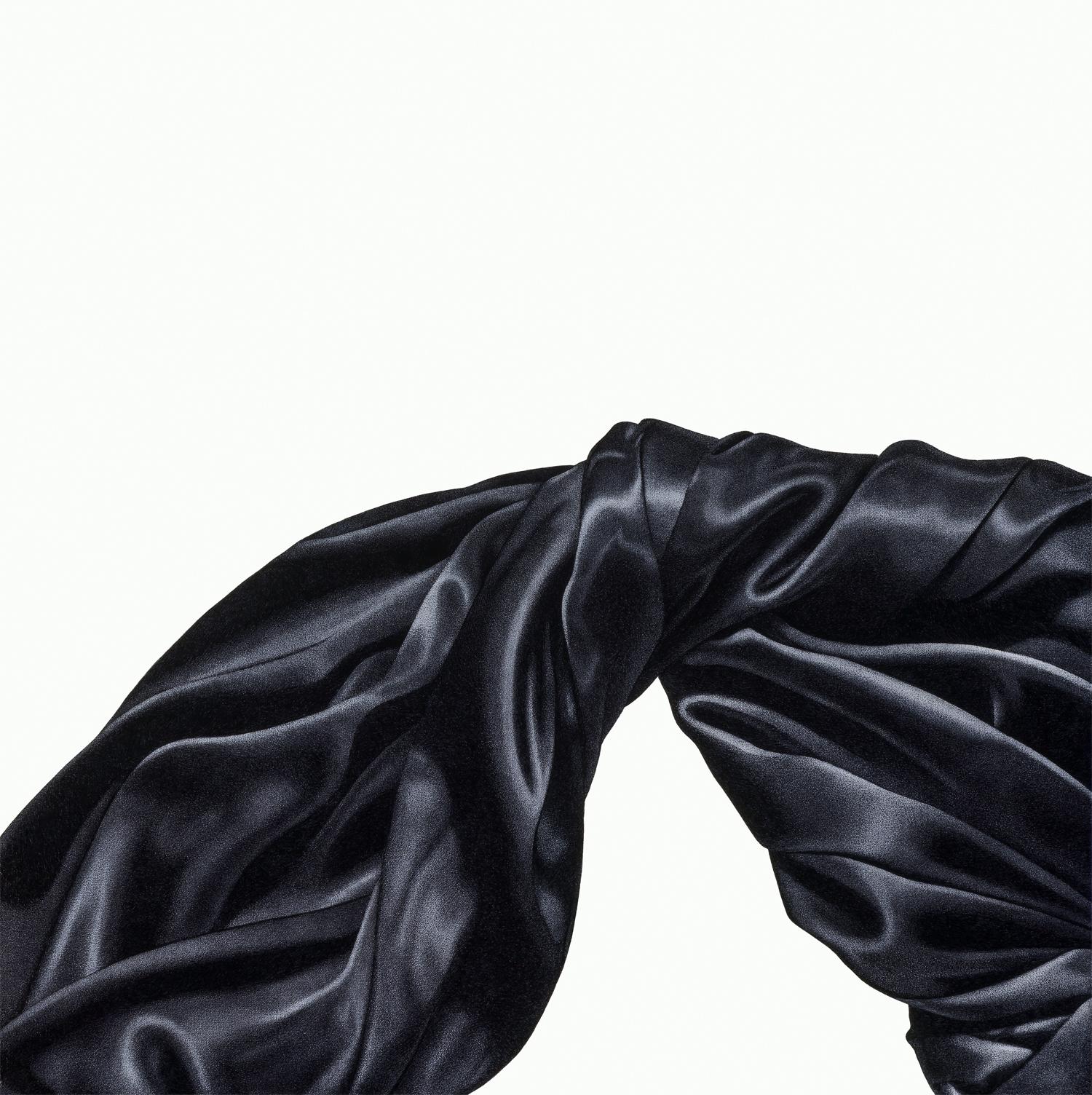 Black Silk (triptych), Panel III