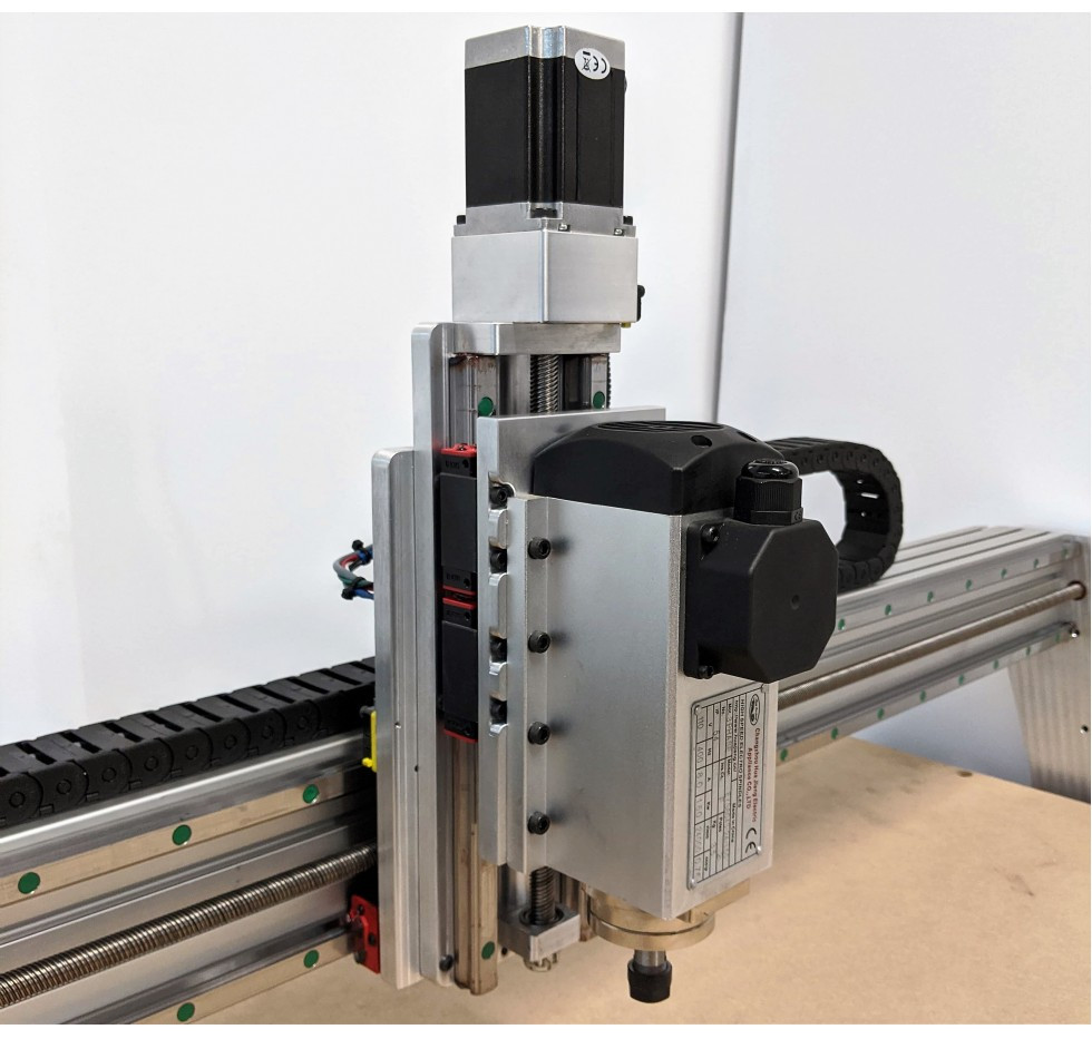 1.5kw AC spindle