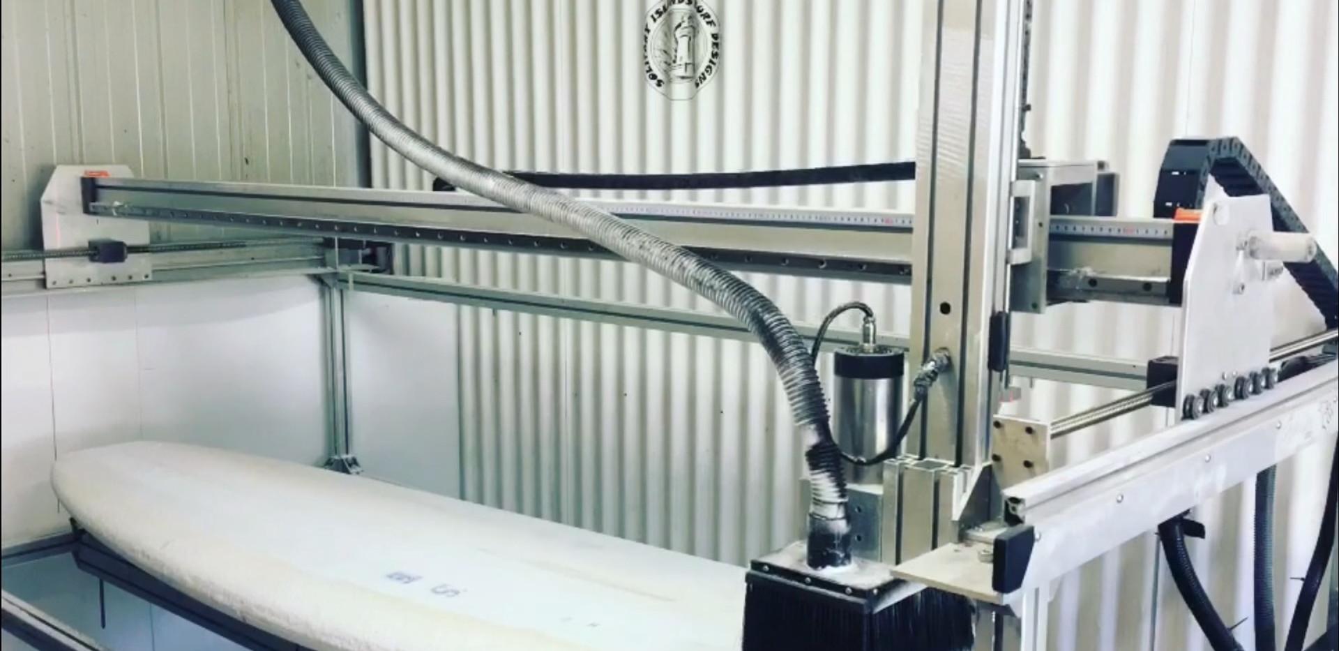 Medium Size Machine