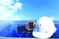 太陽光発電所O&Mスポット対応