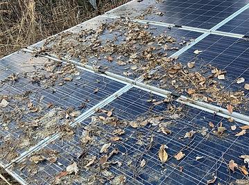 太陽光パネル清掃