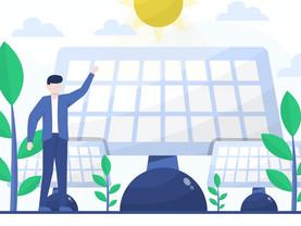 太陽光発電所の発電ロスや発電低下するのはどんな時?