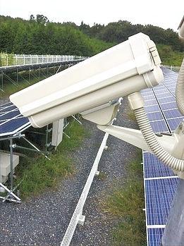 太陽光監視カメラ被害