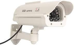太陽光ダミーカメラ