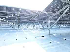 太陽光両面パネル反射シート