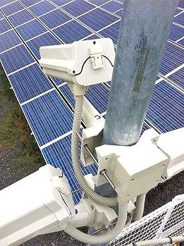太陽光監視カメラ