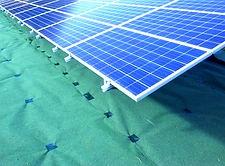 太陽光発電所防草シート安い