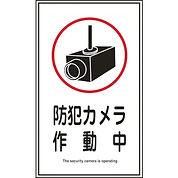 防犯カメラ看板2