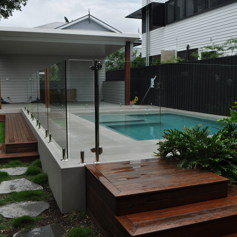 Bulimba - pool design