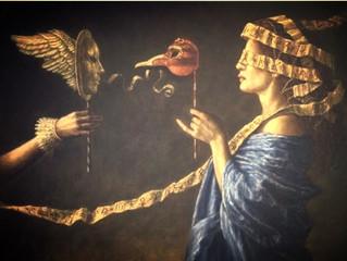 Lo specchio illusorio e il libro delle maschere