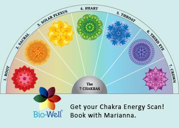 Biowell e Chakra