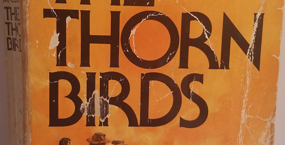 Thorn birds, the by Collen McCullough