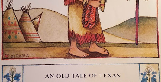 The Legend of the Bluebonnet by Tomie DePaola
