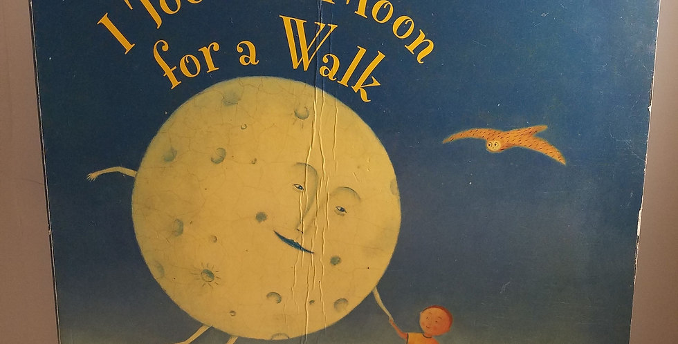 I Took the Moon for a Walk-Barefoot Books-I am NOT a consultant