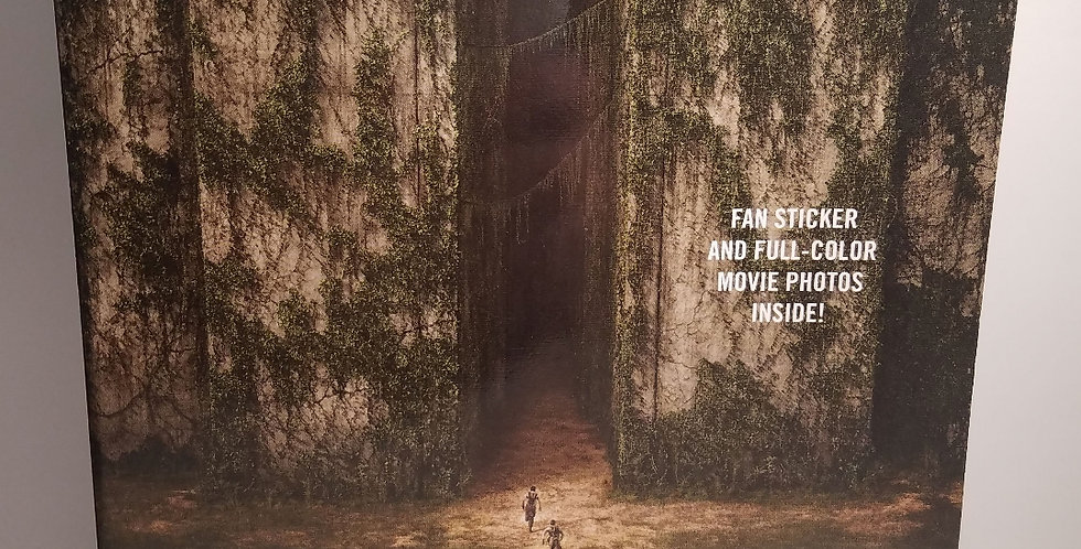 Maze Runner (#1) by James Dashner