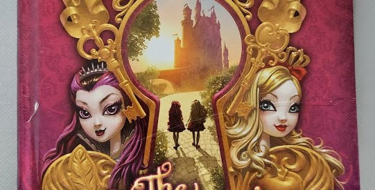 Ever After High The Storybook of Legends by Shannon Hale
