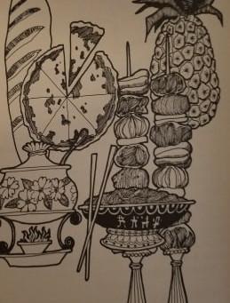 Written in food: Mexican Stew