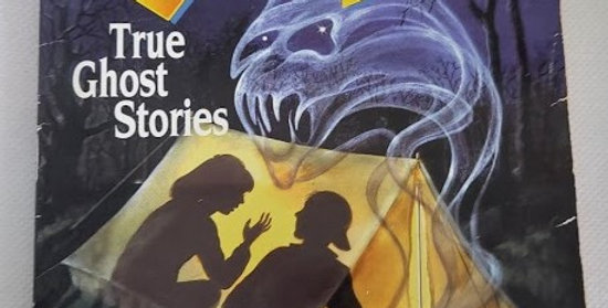 Haunted Campers True Ghost Stories by Allan Zullo