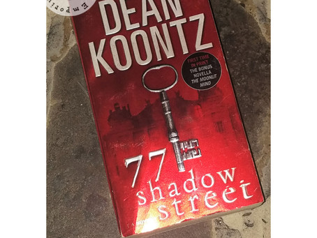Book Review: 77 Shadow Street by Dean Koontz