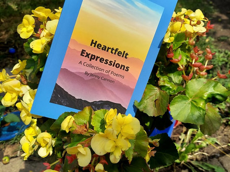 Book Review: Heartfelt Expressions (By Jenny Cannon)