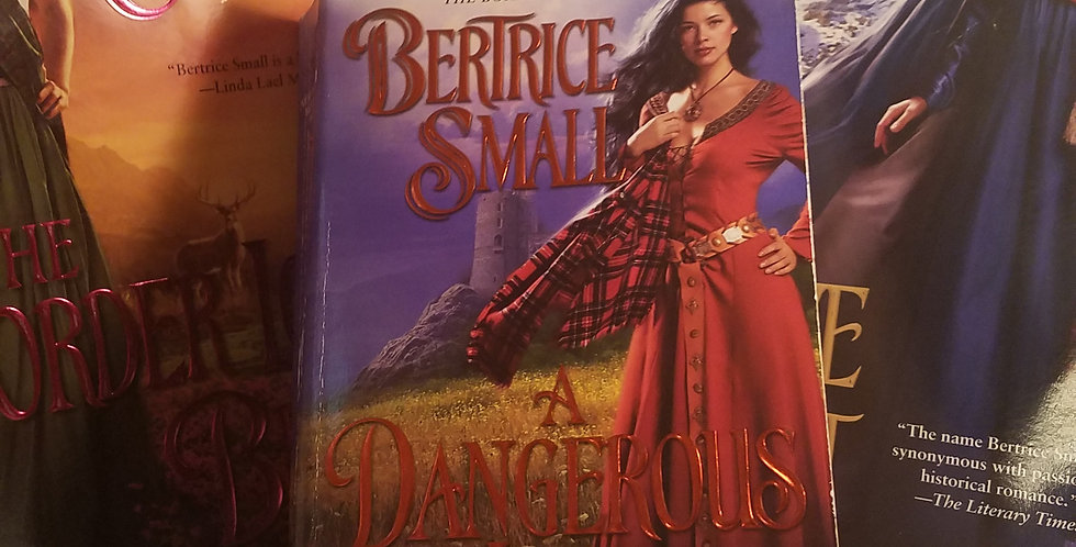 Border Chronicles bundle # 1 (books 1-3) by Bertrice Small