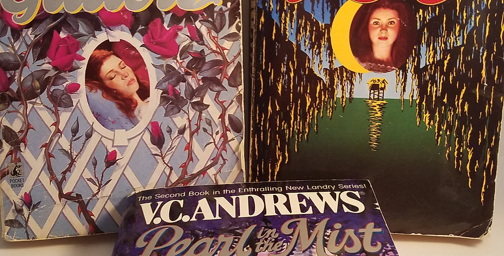 Landry Series Bundle #1 (3 books) by V.C Andrews