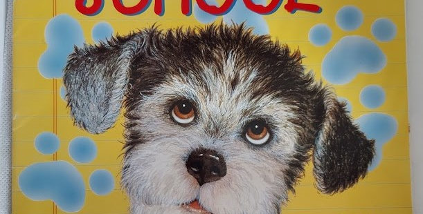 The Puppy who went to school by Gail Herman