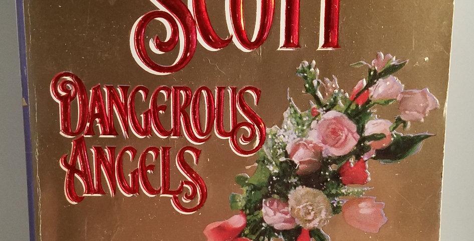Dangerous Angels (#2) by Amanda Scott