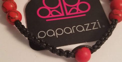 Momentum Red-Paparazzi Accessories-I am NOT a consultant